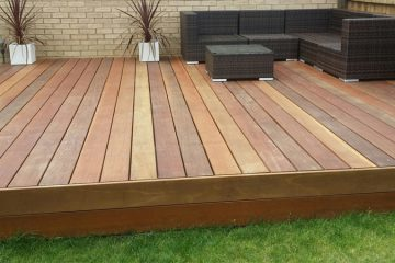 Composite decking & wood work